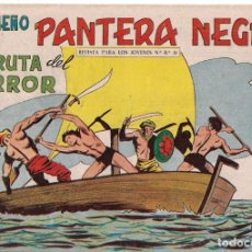 Tebeos: EL PEQUEÑO PANTERA NEGRA. ORIGINAL . Nº 180. Lote 93598365