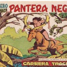 Tebeos: EL PEQUEÑO PANTERA NEGRA. ORIGINAL . Nº 183. Lote 93598620
