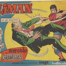 Tebeos: OLIMAN Nº 29. MAGA 1960. GRANADA CLUB DE FUTBOL.. Lote 94338914