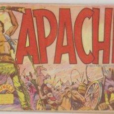 Tebeos: APACHE. MAGA 1959. COLECCIÓN COMPLETA 56 EJEMPLARES.. Lote 94385382