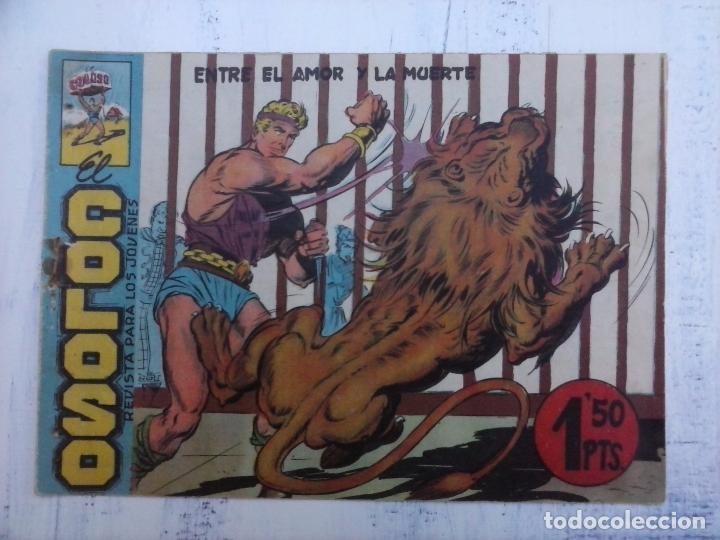 Tebeos: EL COLOSO DE RODAS ORIGINAL COMPLETA, LÓPEZ BLANCO DIBUJOS - VER TODAS LAS PORTADAS - Foto 23 - 94713939