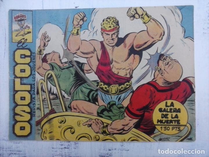 Tebeos: EL COLOSO DE RODAS ORIGINAL COMPLETA, LÓPEZ BLANCO DIBUJOS - VER TODAS LAS PORTADAS - Foto 25 - 94713939