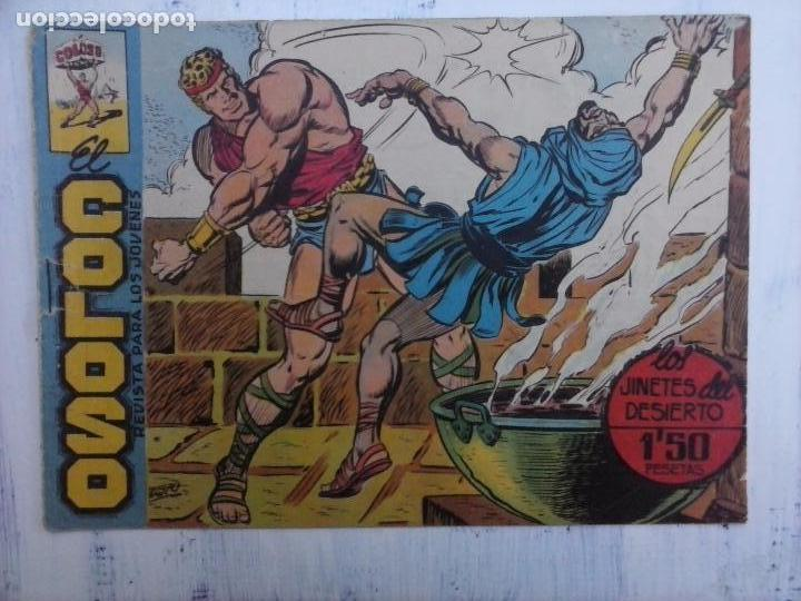 Tebeos: EL COLOSO DE RODAS ORIGINAL COMPLETA, LÓPEZ BLANCO DIBUJOS - VER TODAS LAS PORTADAS - Foto 31 - 94713939