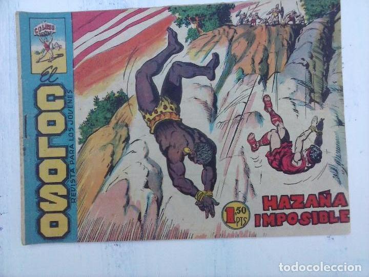 Tebeos: EL COLOSO DE RODAS ORIGINAL COMPLETA, LÓPEZ BLANCO DIBUJOS - VER TODAS LAS PORTADAS - Foto 46 - 94713939
