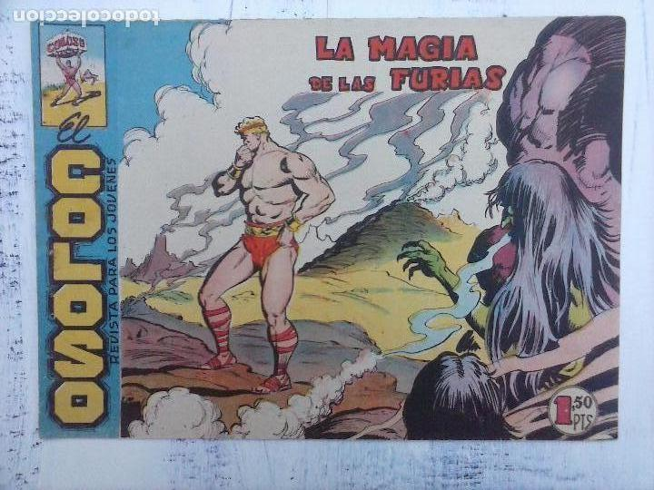 Tebeos: EL COLOSO DE RODAS ORIGINAL COMPLETA, LÓPEZ BLANCO DIBUJOS - VER TODAS LAS PORTADAS - Foto 48 - 94713939