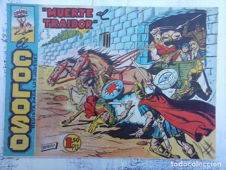 Tebeos: EL COLOSO DE RODAS ORIGINAL COMPLETA, LÓPEZ BLANCO DIBUJOS - VER TODAS LAS PORTADAS - Foto 57 - 94713939