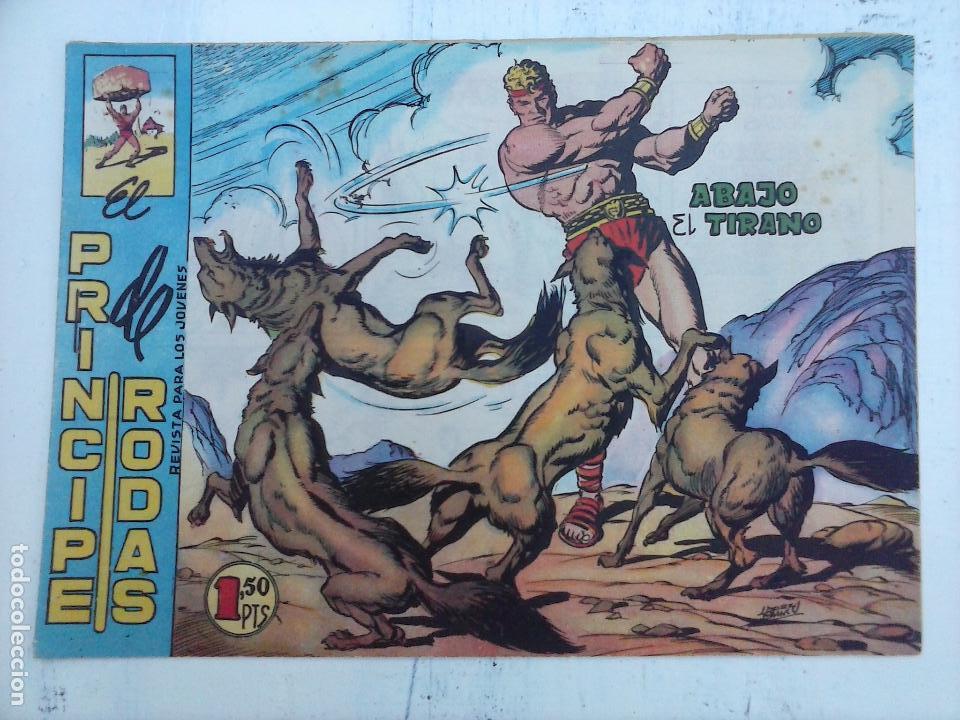 Tebeos: EL COLOSO DE RODAS ORIGINAL COMPLETA, LÓPEZ BLANCO DIBUJOS - VER TODAS LAS PORTADAS - Foto 61 - 94713939