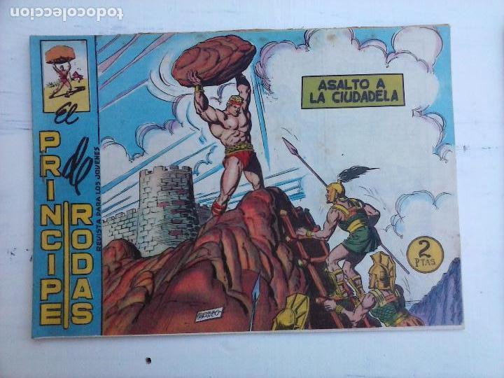 Tebeos: EL COLOSO DE RODAS ORIGINAL COMPLETA, LÓPEZ BLANCO DIBUJOS - VER TODAS LAS PORTADAS - Foto 64 - 94713939