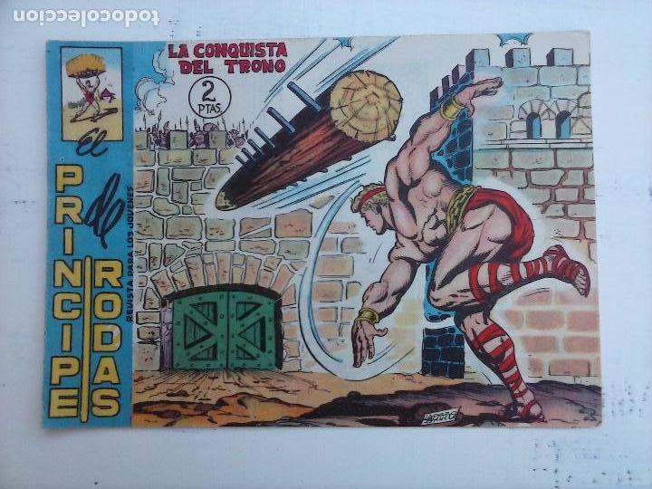 Tebeos: EL COLOSO DE RODAS ORIGINAL COMPLETA, LÓPEZ BLANCO DIBUJOS - VER TODAS LAS PORTADAS - Foto 65 - 94713939
