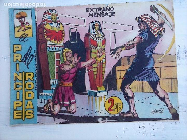 Tebeos: EL COLOSO DE RODAS ORIGINAL COMPLETA, LÓPEZ BLANCO DIBUJOS - VER TODAS LAS PORTADAS - Foto 69 - 94713939