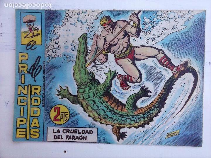 Tebeos: EL COLOSO DE RODAS ORIGINAL COMPLETA, LÓPEZ BLANCO DIBUJOS - VER TODAS LAS PORTADAS - Foto 70 - 94713939