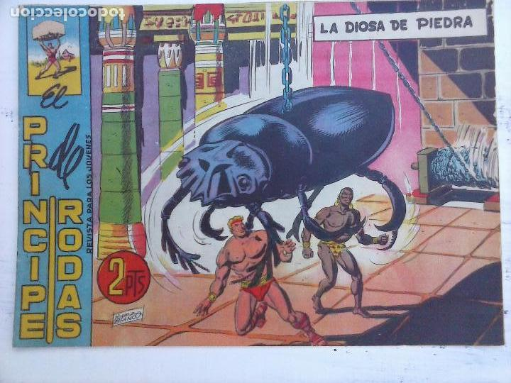 Tebeos: EL COLOSO DE RODAS ORIGINAL COMPLETA, LÓPEZ BLANCO DIBUJOS - VER TODAS LAS PORTADAS - Foto 75 - 94713939