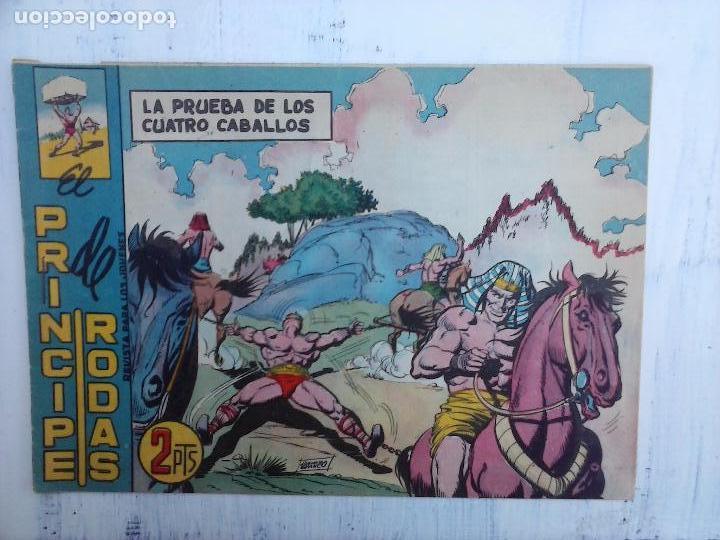 Tebeos: EL COLOSO DE RODAS ORIGINAL COMPLETA, LÓPEZ BLANCO DIBUJOS - VER TODAS LAS PORTADAS - Foto 78 - 94713939