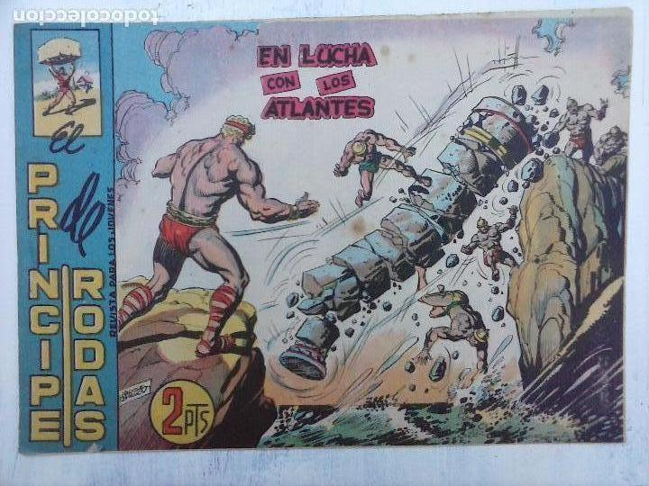 Tebeos: EL COLOSO DE RODAS ORIGINAL COMPLETA, LÓPEZ BLANCO DIBUJOS - VER TODAS LAS PORTADAS - Foto 81 - 94713939