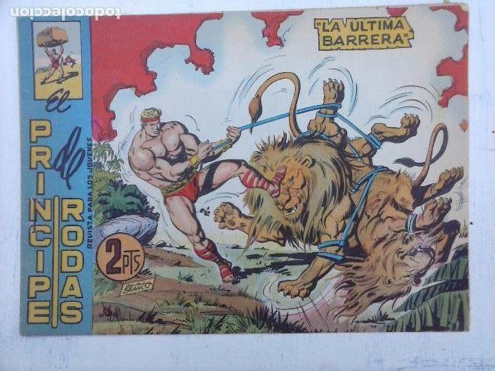 Tebeos: EL COLOSO DE RODAS ORIGINAL COMPLETA, LÓPEZ BLANCO DIBUJOS - VER TODAS LAS PORTADAS - Foto 82 - 94713939