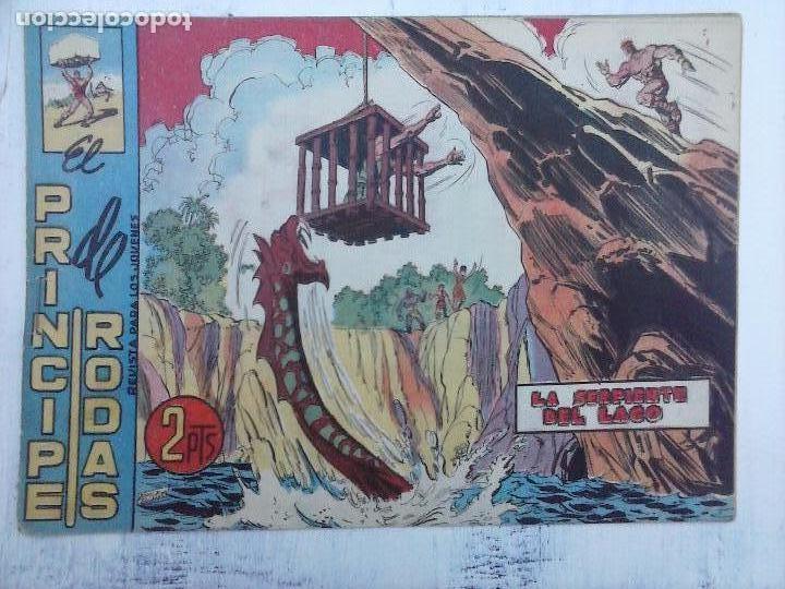 Tebeos: EL COLOSO DE RODAS ORIGINAL COMPLETA, LÓPEZ BLANCO DIBUJOS - VER TODAS LAS PORTADAS - Foto 84 - 94713939