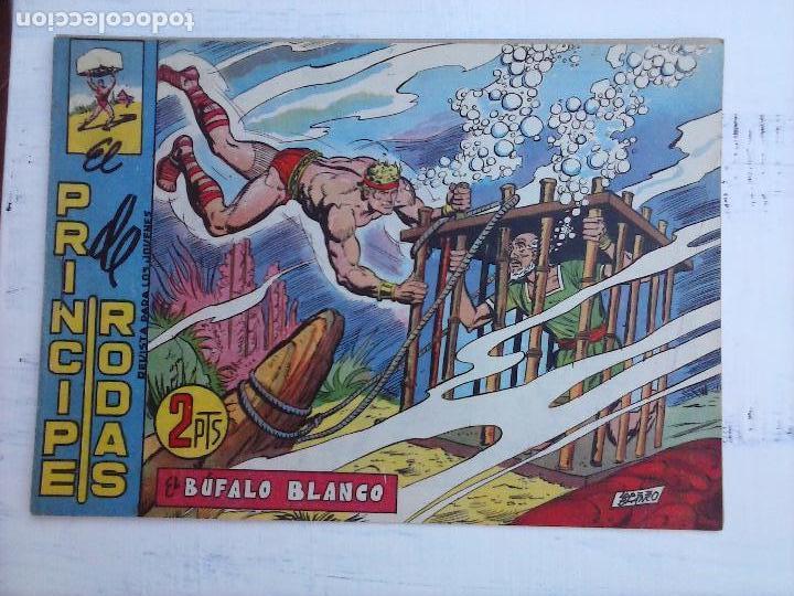 Tebeos: EL COLOSO DE RODAS ORIGINAL COMPLETA, LÓPEZ BLANCO DIBUJOS - VER TODAS LAS PORTADAS - Foto 85 - 94713939