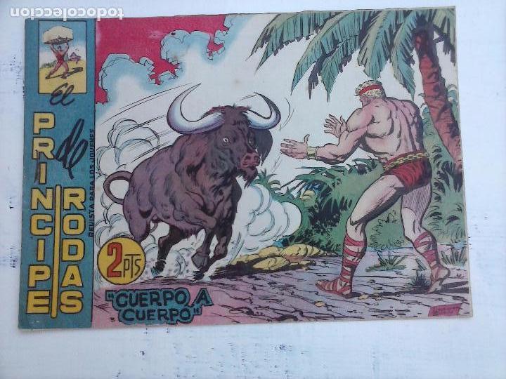 Tebeos: EL COLOSO DE RODAS ORIGINAL COMPLETA, LÓPEZ BLANCO DIBUJOS - VER TODAS LAS PORTADAS - Foto 86 - 94713939