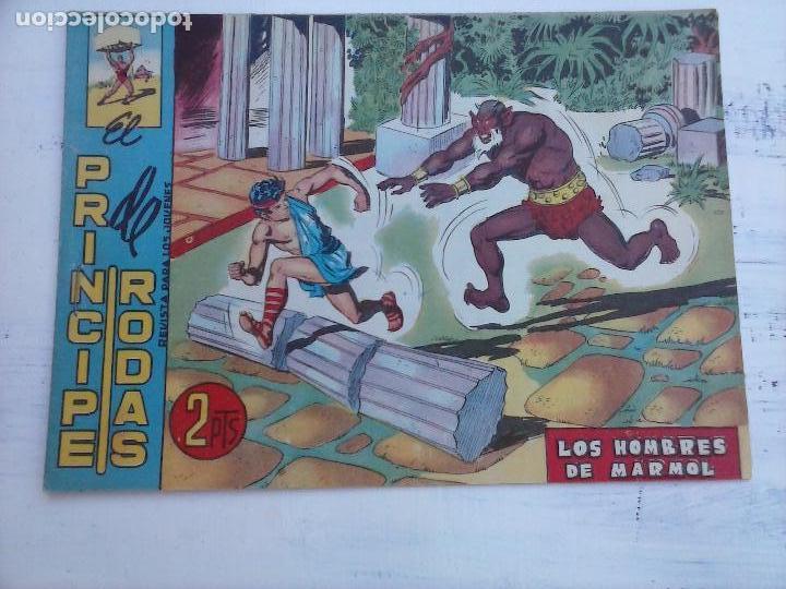 Tebeos: EL COLOSO DE RODAS ORIGINAL COMPLETA, LÓPEZ BLANCO DIBUJOS - VER TODAS LAS PORTADAS - Foto 87 - 94713939