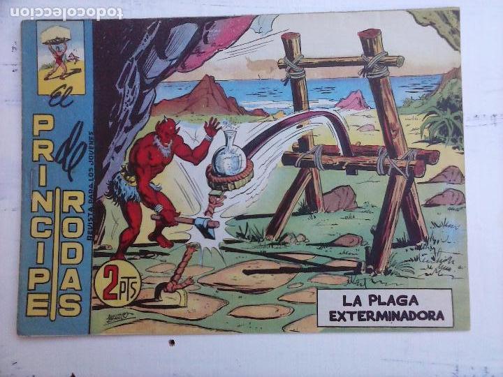 Tebeos: EL COLOSO DE RODAS ORIGINAL COMPLETA, LÓPEZ BLANCO DIBUJOS - VER TODAS LAS PORTADAS - Foto 88 - 94713939