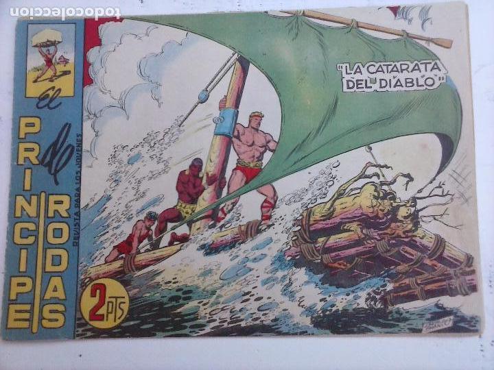 Tebeos: EL COLOSO DE RODAS ORIGINAL COMPLETA, LÓPEZ BLANCO DIBUJOS - VER TODAS LAS PORTADAS - Foto 89 - 94713939