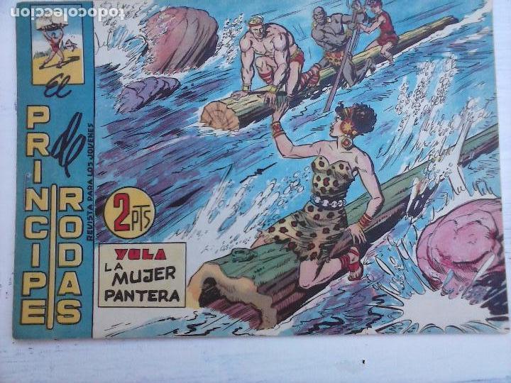 Tebeos: EL COLOSO DE RODAS ORIGINAL COMPLETA, LÓPEZ BLANCO DIBUJOS - VER TODAS LAS PORTADAS - Foto 90 - 94713939