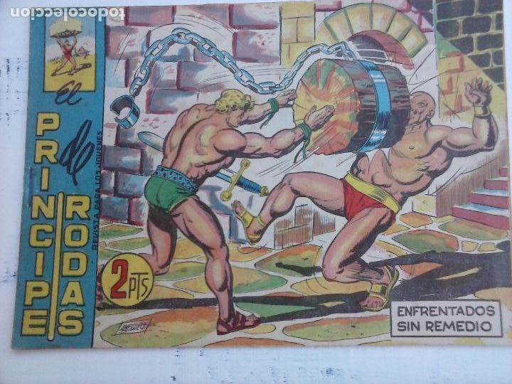 Tebeos: EL COLOSO DE RODAS ORIGINAL COMPLETA, LÓPEZ BLANCO DIBUJOS - VER TODAS LAS PORTADAS - Foto 92 - 94713939