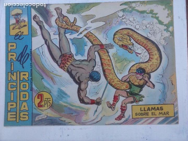Tebeos: EL COLOSO DE RODAS ORIGINAL COMPLETA, LÓPEZ BLANCO DIBUJOS - VER TODAS LAS PORTADAS - Foto 94 - 94713939