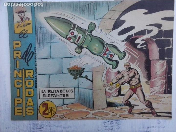 Tebeos: EL COLOSO DE RODAS ORIGINAL COMPLETA, LÓPEZ BLANCO DIBUJOS - VER TODAS LAS PORTADAS - Foto 102 - 94713939