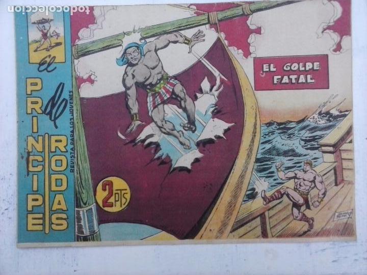 Tebeos: EL COLOSO DE RODAS ORIGINAL COMPLETA, LÓPEZ BLANCO DIBUJOS - VER TODAS LAS PORTADAS - Foto 105 - 94713939