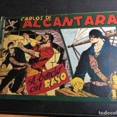 Giornalini: CARLOS DE ALCANTARA Nº 4 (ORIGINAL ED. MAGA) (COI31). Lote 94755883