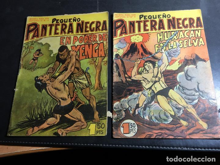 Tebeos: PANTERA NEGRA LOTE 21 EJEMPLARES (ORIGINAL ED. MAGA ) (COI31) - Foto 6 - 94773215