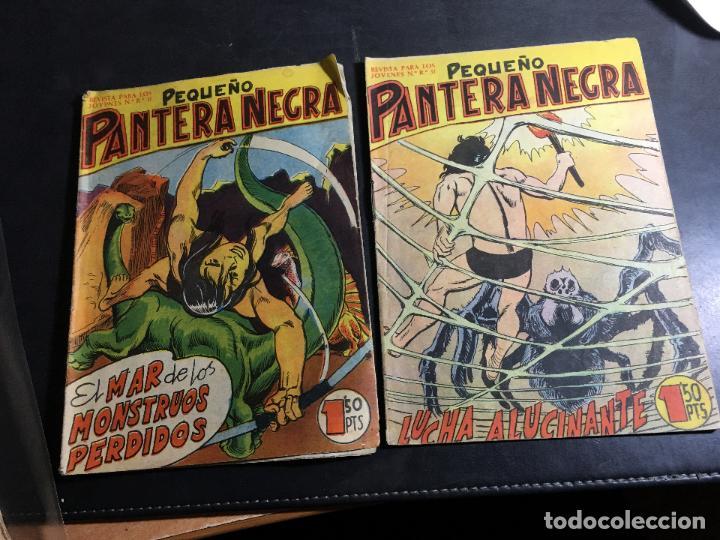 Tebeos: PANTERA NEGRA LOTE 21 EJEMPLARES (ORIGINAL ED. MAGA ) (COI31) - Foto 8 - 94773215