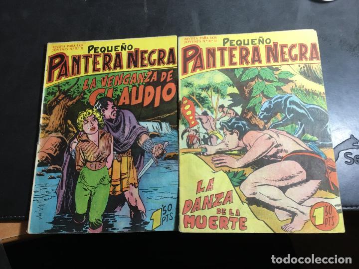 Tebeos: PANTERA NEGRA LOTE 21 EJEMPLARES (ORIGINAL ED. MAGA ) (COI31) - Foto 10 - 94773215