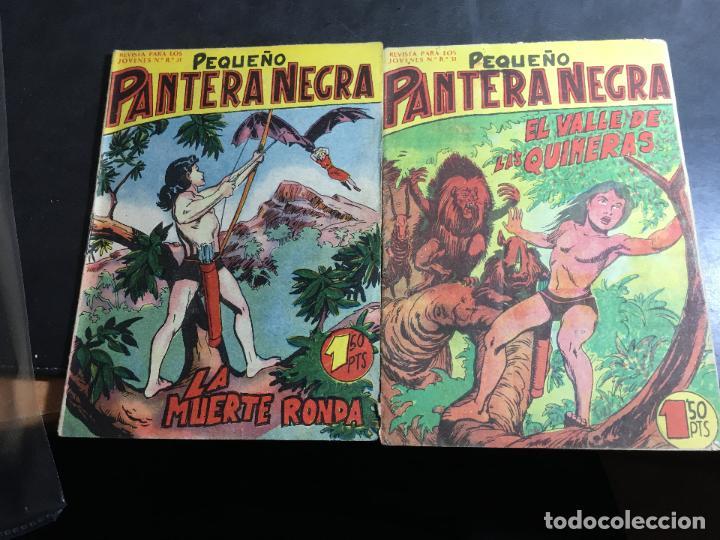 Tebeos: PANTERA NEGRA LOTE 21 EJEMPLARES (ORIGINAL ED. MAGA ) (COI31) - Foto 12 - 94773215