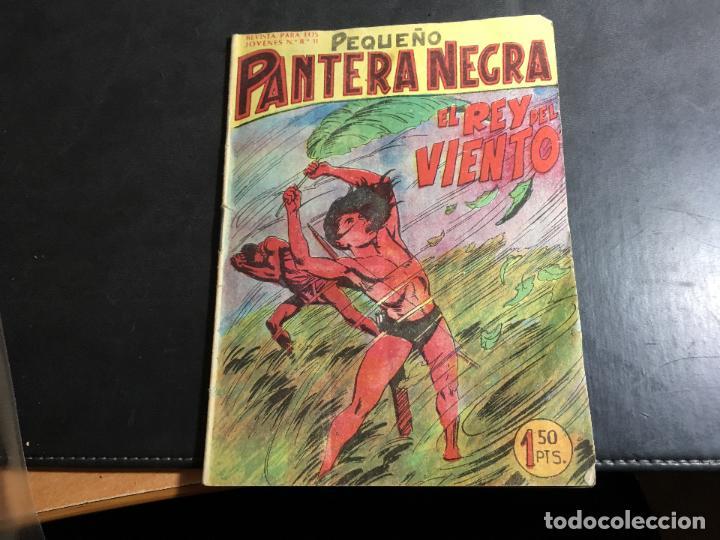 Tebeos: PANTERA NEGRA LOTE 21 EJEMPLARES (ORIGINAL ED. MAGA ) (COI31) - Foto 13 - 94773215