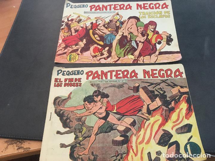 Tebeos: PEQUEÑO PANTERA NEGRA LOTE 28 EJEMPLARES (ORIGINAL ED. MAGA) (COIB172) - Foto 3 - 94815771