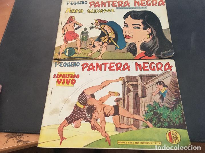 Tebeos: PEQUEÑO PANTERA NEGRA LOTE 28 EJEMPLARES (ORIGINAL ED. MAGA) (COIB172) - Foto 4 - 94815771