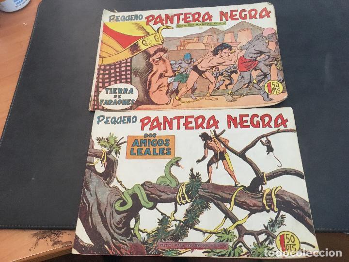 Tebeos: PEQUEÑO PANTERA NEGRA LOTE 28 EJEMPLARES (ORIGINAL ED. MAGA) (COIB172) - Foto 5 - 94815771