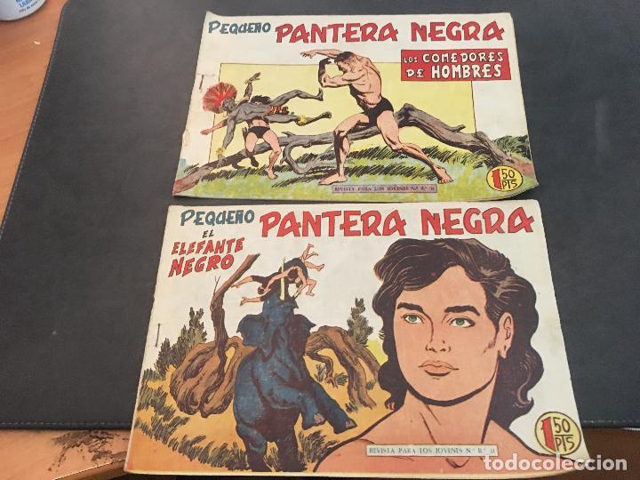 Tebeos: PEQUEÑO PANTERA NEGRA LOTE 28 EJEMPLARES (ORIGINAL ED. MAGA) (COIB172) - Foto 6 - 94815771