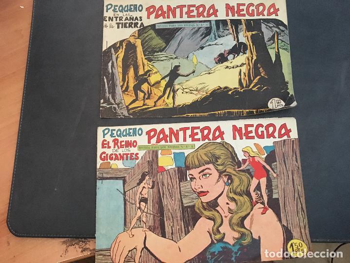 Tebeos: PEQUEÑO PANTERA NEGRA LOTE 28 EJEMPLARES (ORIGINAL ED. MAGA) (COIB172) - Foto 8 - 94815771