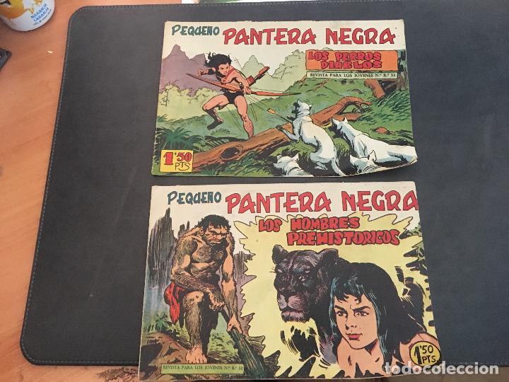 Tebeos: PEQUEÑO PANTERA NEGRA LOTE 28 EJEMPLARES (ORIGINAL ED. MAGA) (COIB172) - Foto 11 - 94815771