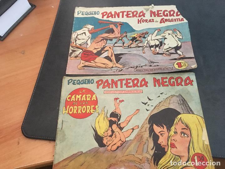 Tebeos: PEQUEÑO PANTERA NEGRA LOTE 28 EJEMPLARES (ORIGINAL ED. MAGA) (COIB172) - Foto 14 - 94815771