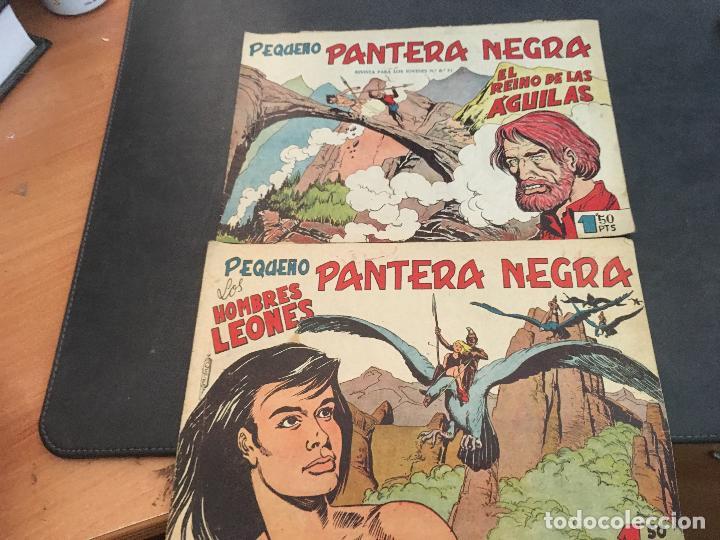 Tebeos: PEQUEÑO PANTERA NEGRA LOTE 28 EJEMPLARES (ORIGINAL ED. MAGA) (COIB172) - Foto 15 - 94815771