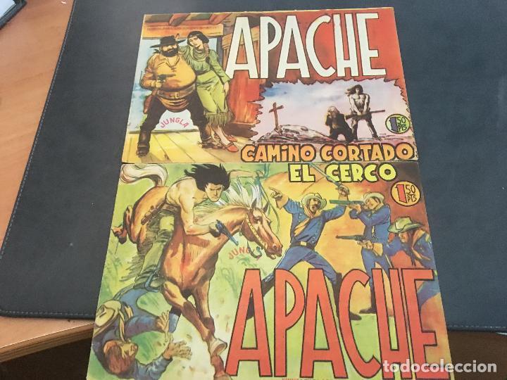 Tebeos: APACHE PRIMERA PARTE COLECCION COMPLETA (ORIGINAL ED. MAGA) (COIB172) - Foto 25 - 94825663
