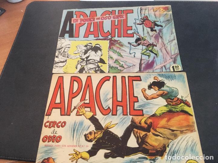 Tebeos: APACHE PRIMERA PARTE COLECCION COMPLETA (ORIGINAL ED. MAGA) (COIB172) - Foto 28 - 94825663