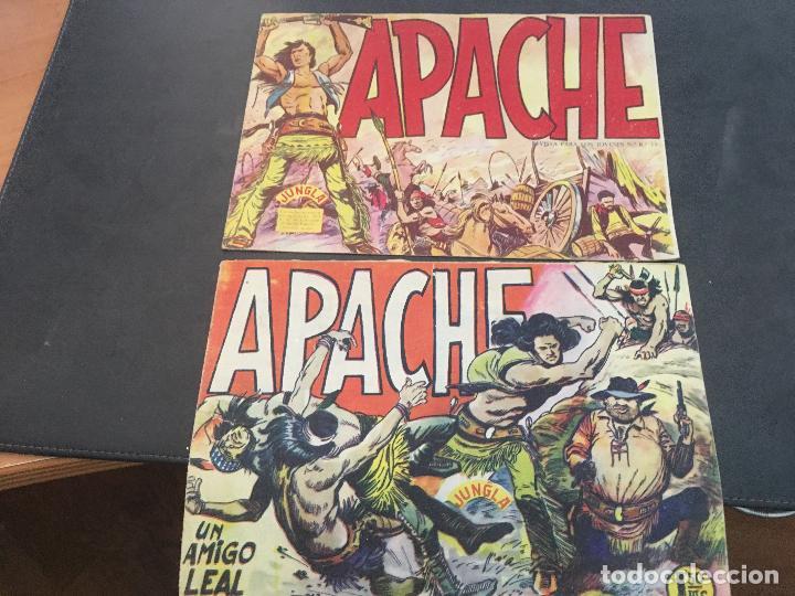 Tebeos: APACHE PRIMERA PARTE COLECCION COMPLETA (ORIGINAL ED. MAGA) (COIB172) - Foto 29 - 94825663