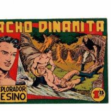 Tebeos: PACHO DINAMITA Nº 87 -ORIGINAL-. Lote 95234007