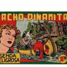 Tebeos: PACHO DINAMITA Nº 36 -ORIGINAL-. Lote 95234151