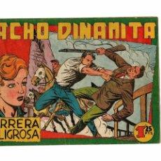 Tebeos: PACHO DINAMITA Nº 28 -ORIGINAL-. Lote 95234475